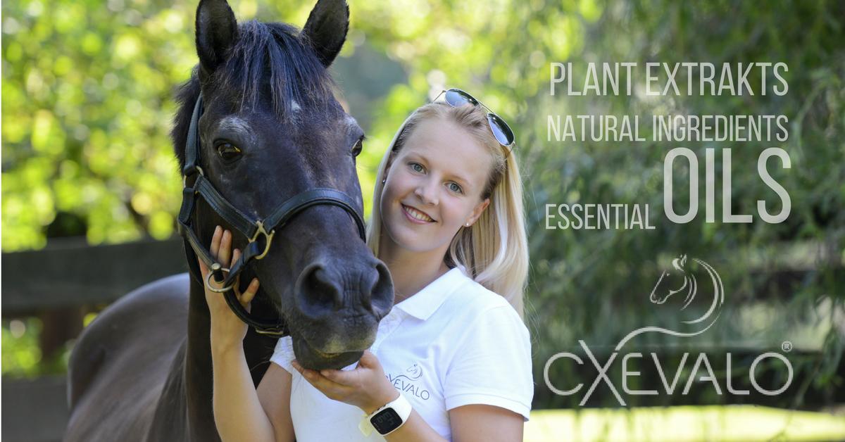 Cxevalo Pfelgeprodukte für empfindliche Pferde
