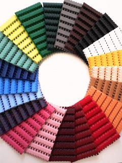 Polsterfarben des Equizaums